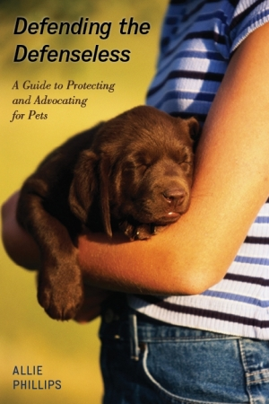 Defending the Defenseless author Allie Phillips joins Jon and Talkin' Pets Saturday at 5 PM EST