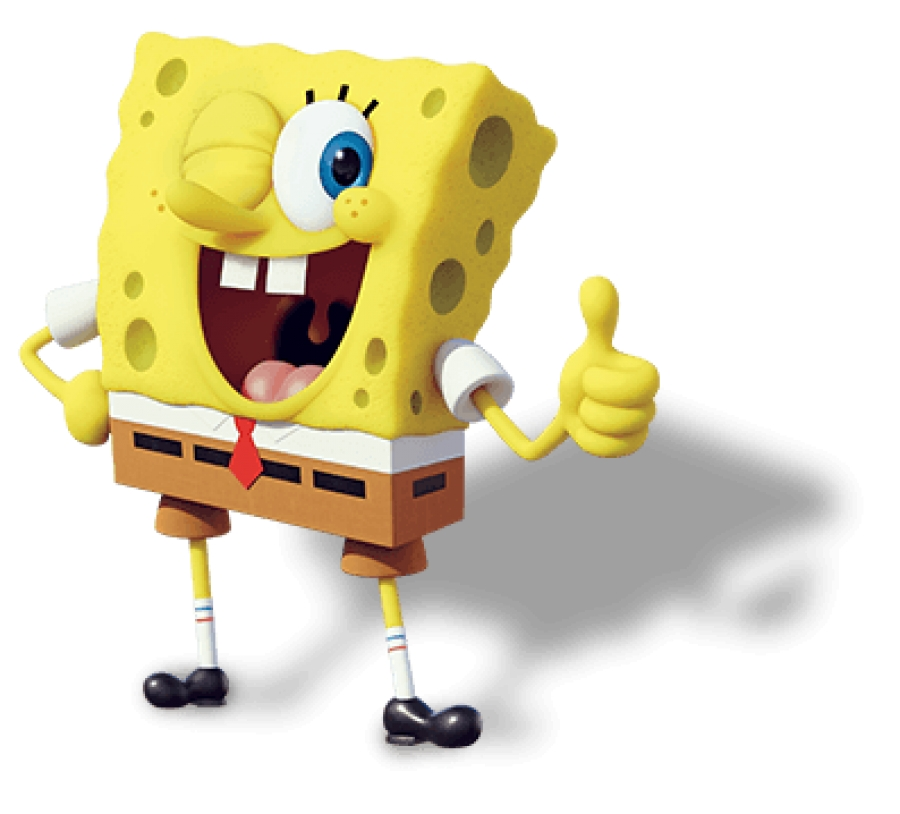 celebrate spring break with spongebob squarepants and a buy 2 get 2 ticket offer and hd movie download - Spongbob 2