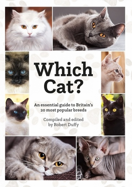Which Cat? Compiled and edited by Robert Duffy he will join Jon & Talkin' Pets 9/05/2020 at 5pm ET to discuss and give away his book