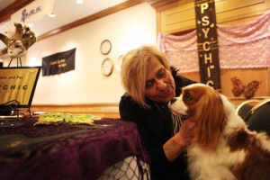 Pet Psychic Annie Germani joins Jon live from Hotel Penn at 6:30 PM EST on February 11