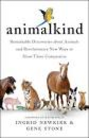 NEW BOOK 'ANIMALKIND' EXPLORES AWE-INSPIRING FACTS ABOUT ANIMALS' EMOTIONAL LIVES AND REVOLUTIONARY NEW WAYS TO SHOW COMPASSION PETA Founder Ingrid Newkirk joins Jon & Talkin' Pets 5/16/20 at 630pm ET to discuss her book