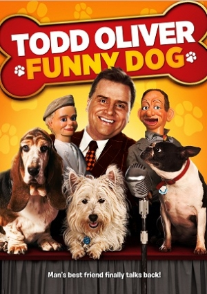 "Comedian Todd Oliver of ""Funny Dog"" and contestant on ""America's Got Talent"" will join Jon and Talkin' Pets 4/19/14 at 5 PM EST to discuss and give away his latest DVD"