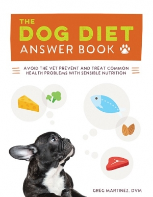 "Author and Veterinarian Greg Martinez will join Jon and Talkin' Pets to discuss and give away his book ""The Dog Diet Answer Book"""