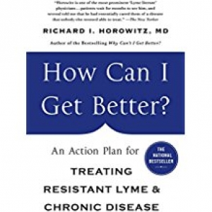 "Author of ""How Can I Get Better"", Dr. Richard Horowitz will join Jon and Talkin' Pets 5/06/17 at 5pm EST to discuss and give away his book dealing with Ticks and Lyme Disease"