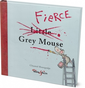 Fierce Grey Mouse Author Chantal Bourgonje will join Jon and Talkin' Pets 4/06/19 at 5pm ET to discuss and give away her new childrens book