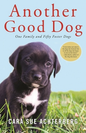 "Cara Sue Achterberg, Author of ""Another Good Dog"" One Family and Fifty Foster Dogs will join Jon and Talkin' Pets 8/11/2018 at 5pm EST to discuss and give away her new book"