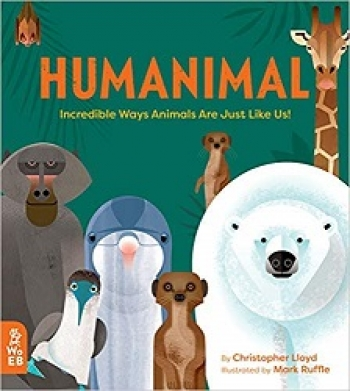 Christopher Lloyd author of Humanimal will join Jon and Talkin' Pets 1/18/20 at 5pm ET to discuss and give away his new book