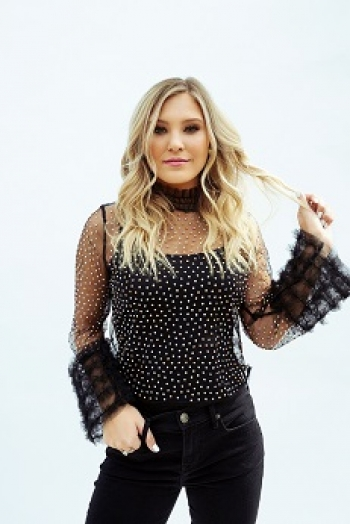 """Rising country star Karissa Ella's poignant music video for her single """"More Like Her"""" off her EP Blossom is on CMT.com and she will join Jon and Talkin' Pets 3/7/20 at 635pm ET to discuss he music, love of pets and wanting to be a foster pet parent"""