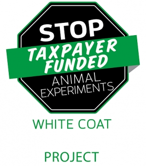 Justin Goodman, M.A.   Vice President, Advocacy and Public Policy  White Coat Waste Project will join Jon & Talkin' Pets 3/28/20 at 5pm ET to discuss his organization and the treatment of animals for food