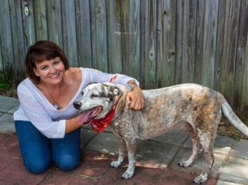 Melissa Anne Sweeney - Founder & Director of Love from Luke will join Jon & Talkin' Pets at 5pm ET to discuss her non-profit