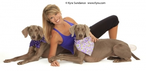 Kyra Sundance - Dog Tricks Kit - will join Jon and Talkin' Pets 5/16/15 at 630 PM EST to discuss and give away her products