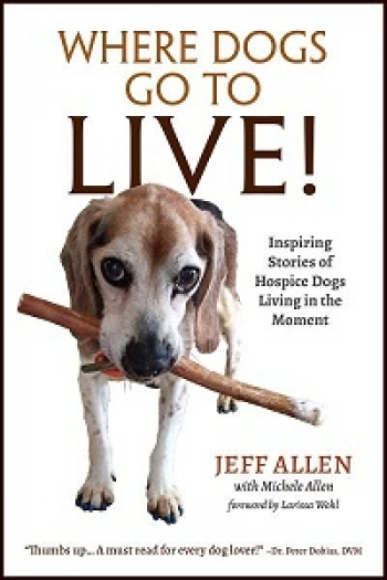 Monkey's House a Dog Hospice & Sanctuary is truly Where Dogs Go To Live! Author Jeff Allen will join Jon and Talkin' Pets 10/24/20 at 5pm ET to discuss and give away his new book