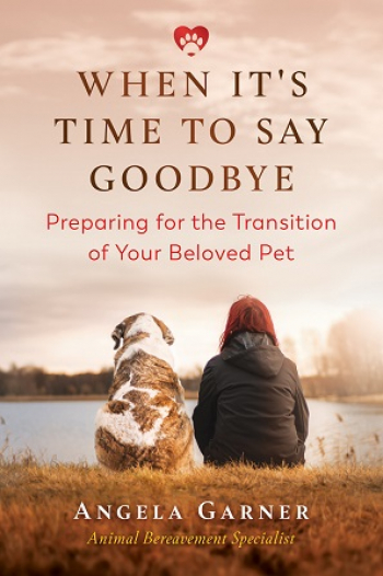 "Angela Garner, author of ""When It's Time To Say Goodbye"" will join Jon and Talkin' Pets 2/13/21 at 5pm ET to discuss and give away her new book"