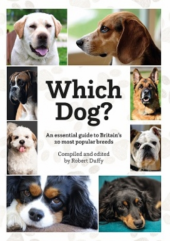 Robert Duffy compiled and edited An Essential guide to Britain's 20 most popular breeds, Which Dog? and he will join Jon and Talkin' Pets to discuss and give away the book